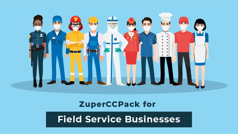 Zuper Covid-19 Compliance Pack
