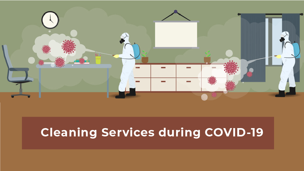 Cleaning Services during COVID-19
