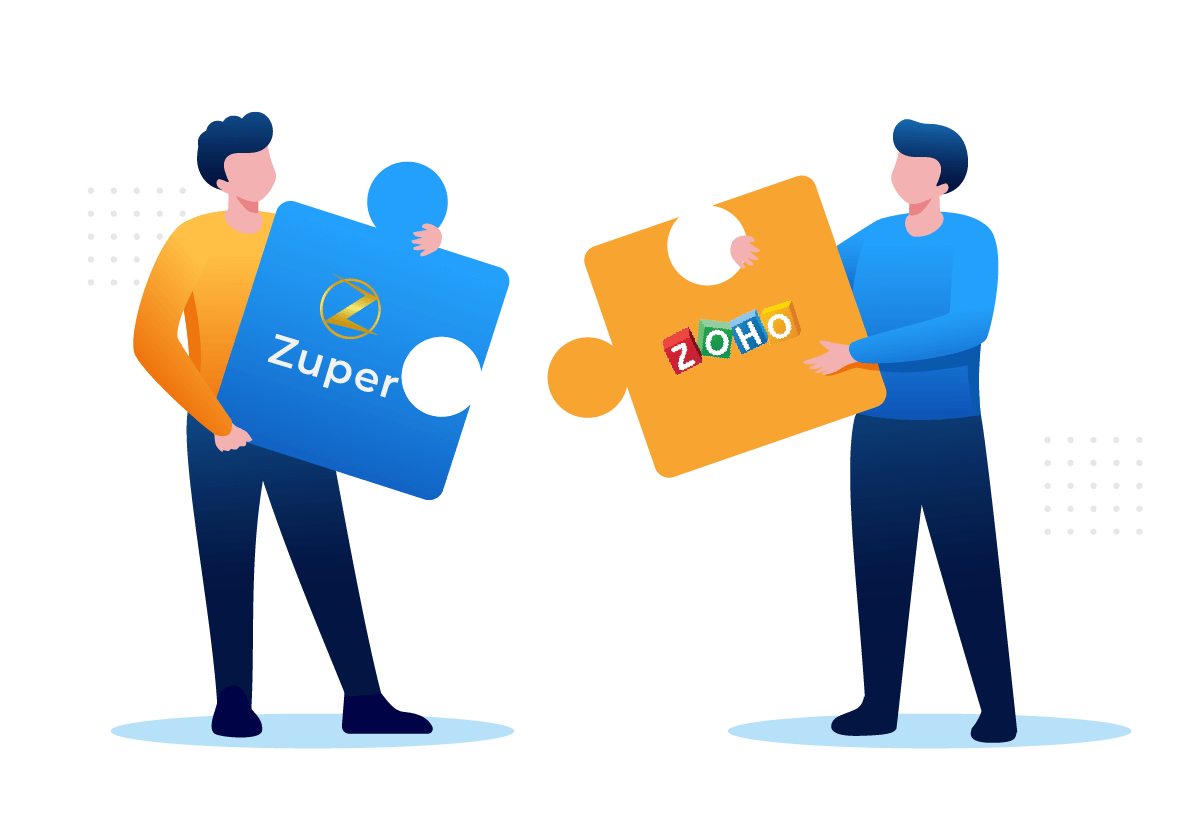 Connecting Sales and Customer Service for Zoho Field Service Industries