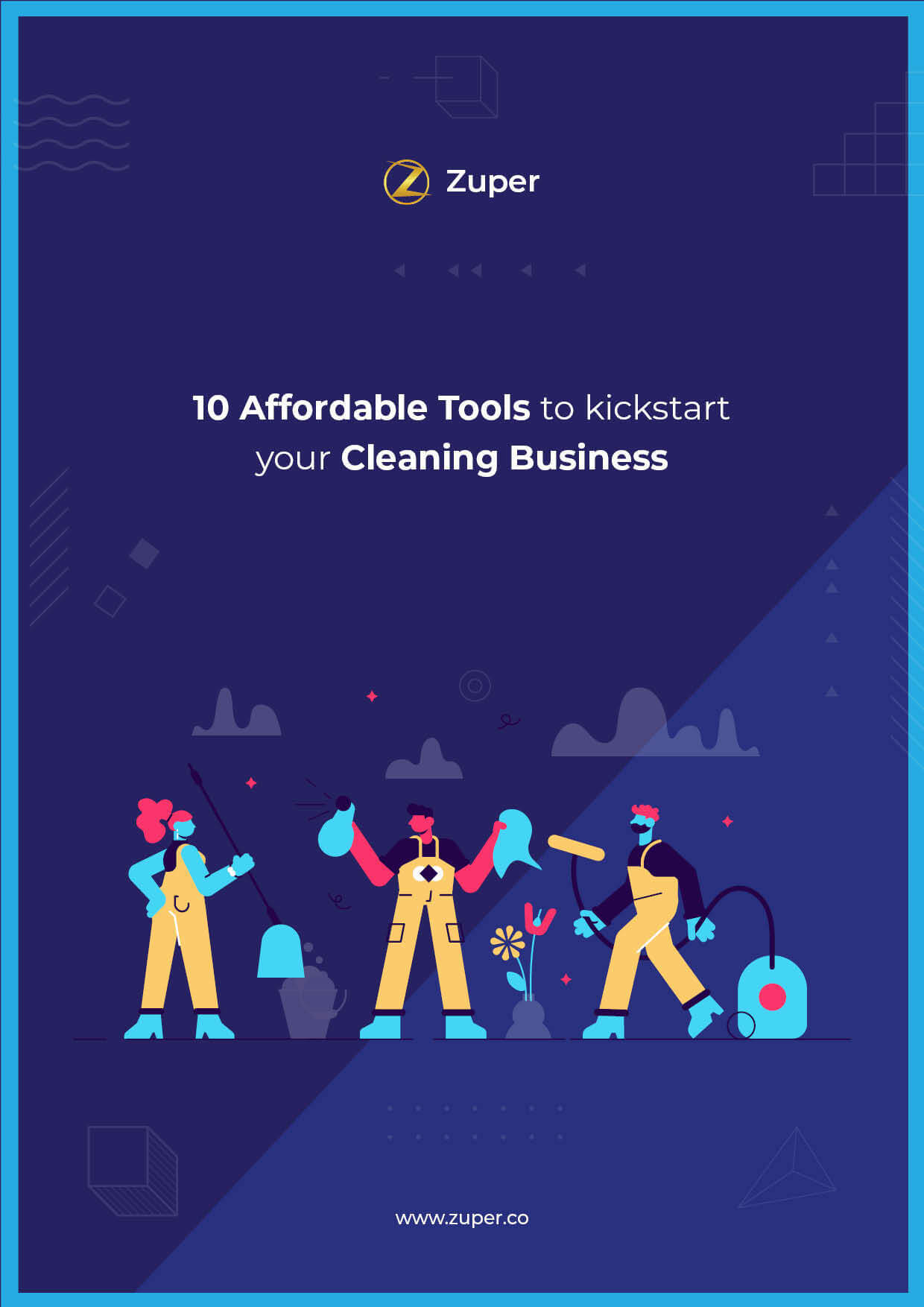 10 Affordable Tools to kickstart your Cleaning Business
