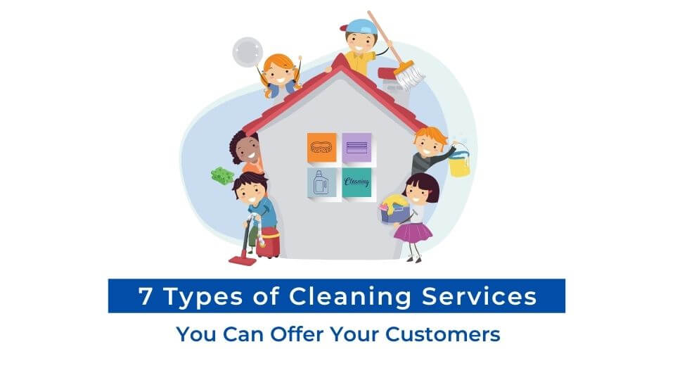 Cleaning Service Types